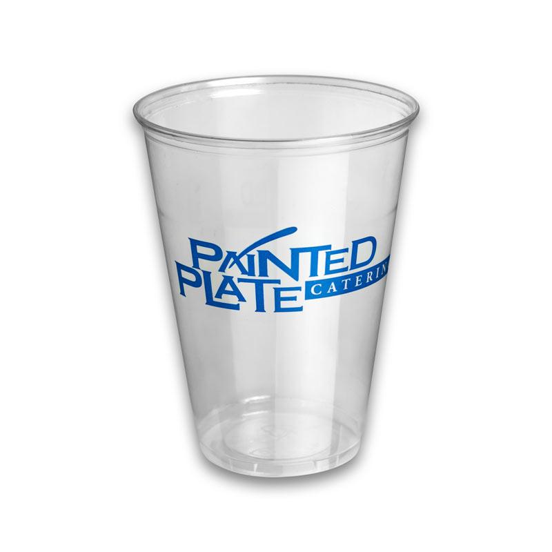 10 oz plastic PET cups