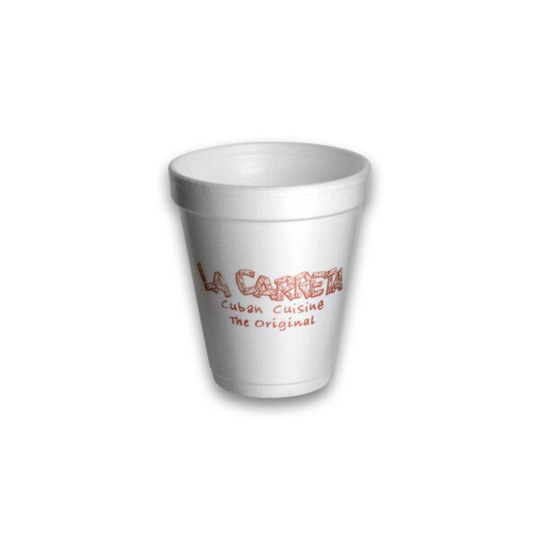 10 oz Foam Cup Wholesale