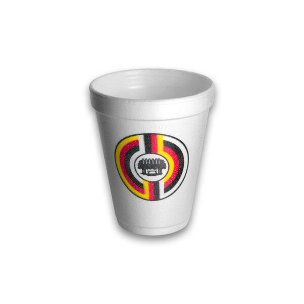 12 oz Styrofoam Cups custom