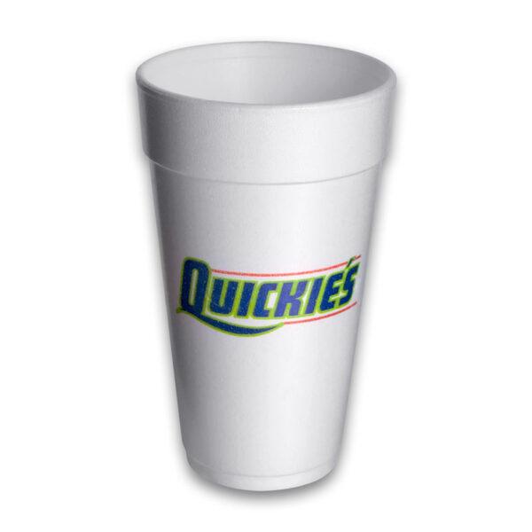 20 oz Styrofoam Cups