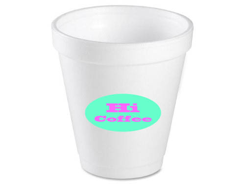 Disposable Foam Cups