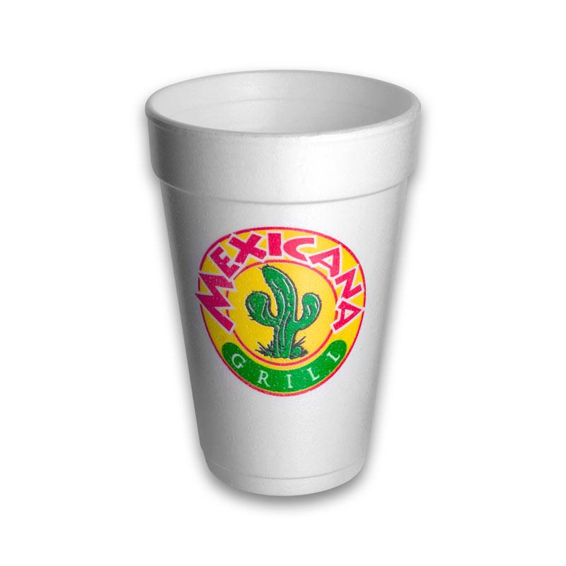 16 oz Custom Printed Cups