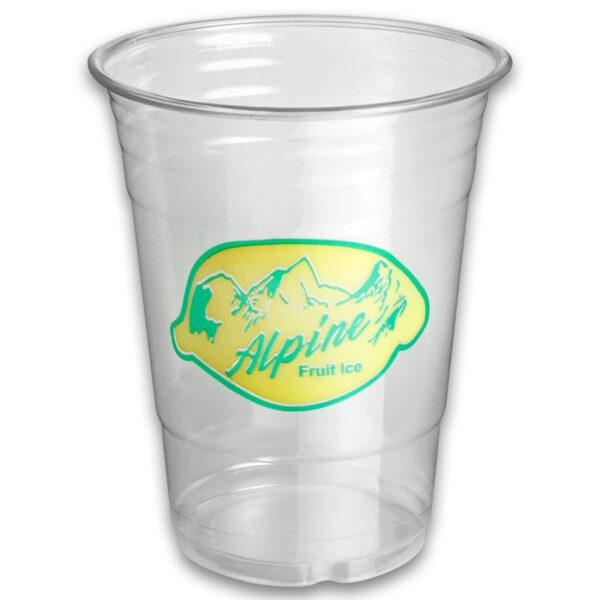 16 oz Plastic PET Cup
