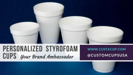 styrofoam cups bulk