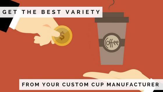 custom made cups
