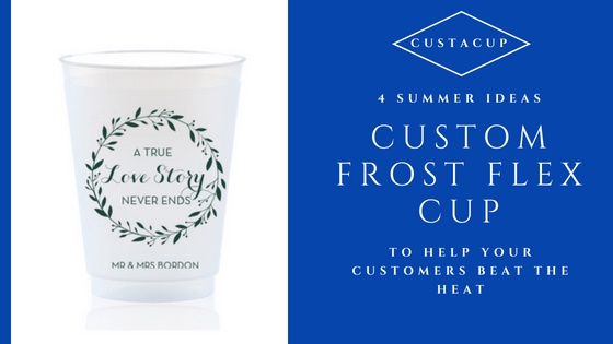 frosted cups bulk
