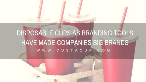 Custom Soda Cups