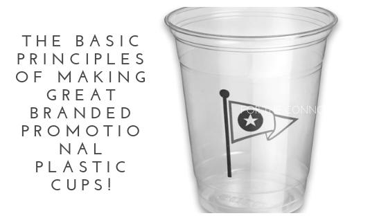 promotional plastic cups