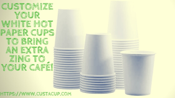 White Hot Cups
