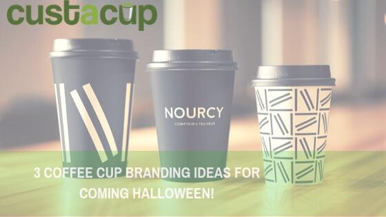 branded takeaway coffee cups