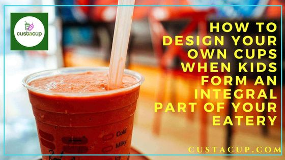 Design Your Own Cups
