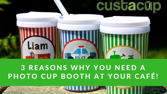 Personalised Photo Cup