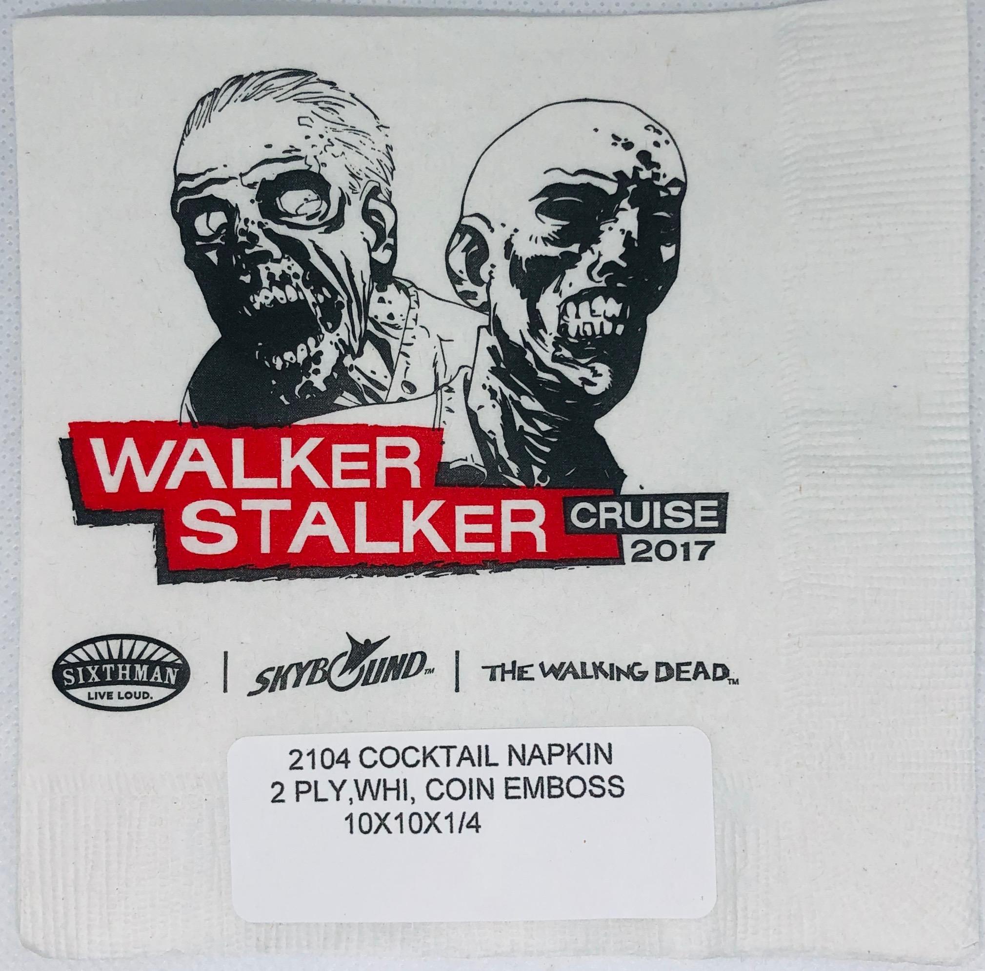 2 ply beverage napkin