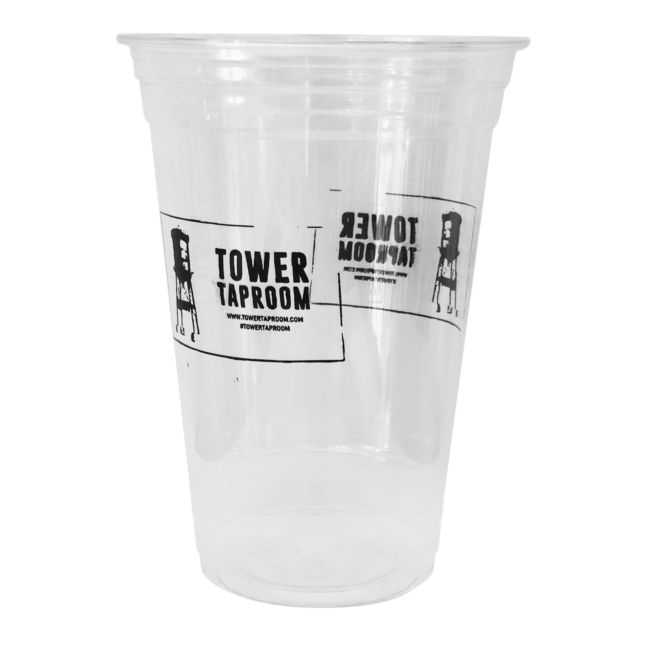 Printed 20oz PET Cup