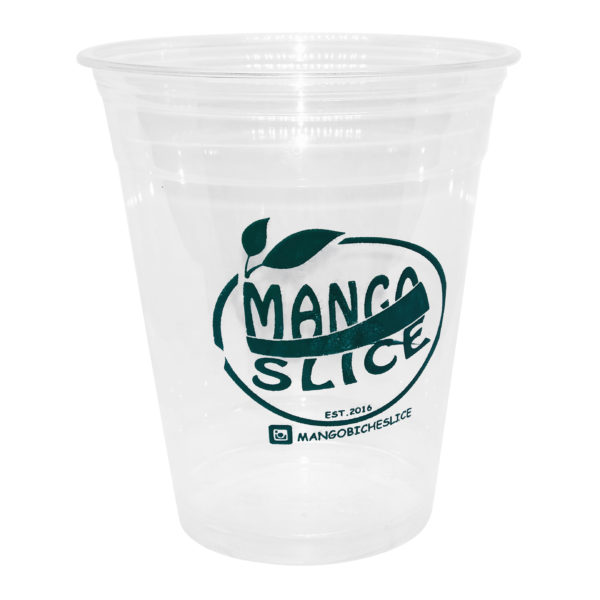16 oz PET Cup Single Color